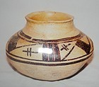 AN INTACT PREHISTORIC JEDDITO OLLA FROM ARIZONA