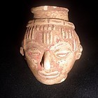 "AN ANTHROPOMORPHIC MAYA "" POISON BOTTLE"""