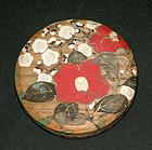 Kogo Incense box by Kamisaka Sekka