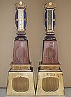 VERY RARE Japanese IMPERIAL VOTIVE TABLETS