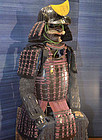 Genuine Edo Period Japanese Samurai Armor
