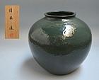Soba-yu Vase by Seifu Yohei