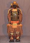 Momyama to early Edo Japanese Kitsune �Fox� Mask Armor