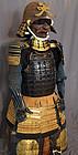 Momoyama to Early Edo Japanese Samurai Armor, Yoroi, Kabuto