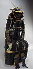 Complete Genuine Edo p. Japanese Myochin Samurai Armor