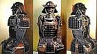 IMPORTANT EDO Japanese ARMOR w/ O-OKA CREST