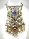 Gorgeous Iradj Moini Fringe Bib Necklace