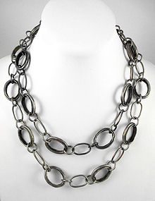 """Chic Barbosa 40"""" Chain Necklace"""