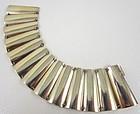 Rare Fred Davis Mexican Silver Art Deco Bracelet