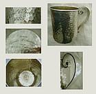 Shreve, San Francisco, 1885 Hammered Mug