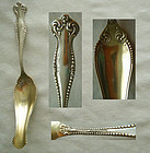 "Towle ""Canterbury"" Sterling Server Jelly Knife"