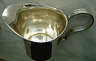 John Hasselbring Small Sterling Silver Pitcher, Clean