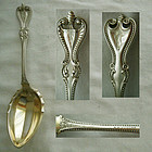 """Towle """"Old Colonial"""" Sterling Silver Large Jelly Spoon"""