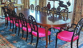 Karges Dining Set Chairs Table Custom