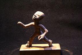 Pre-Columbian Teotihuacan Dancer