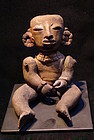 Pre-Columbian Articulated Figure from Teotihuacan,Mex.