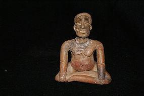 Olmecoid figure