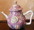 18th century Chinese teapot