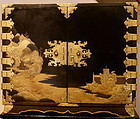 Exceptional Japanese Lacquered Cabinet