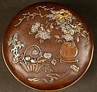 Japnese Bronze Box