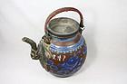 China Yixing Teapot handle republican 20th
