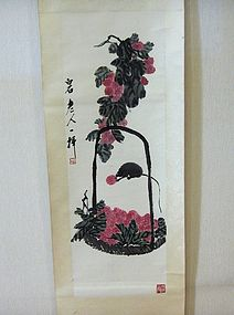 china modern painting qi baishi
