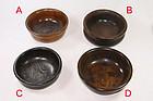 china republican wood bowls