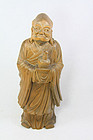 CHINA  old man Luo Han