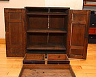 China  book cabinet republican period