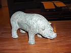 china bronze wild pig