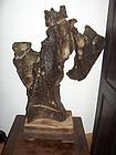 china Yuan Lingbi  scholar rock Tang Dancer