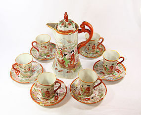 japan tea set for 6