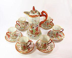 japan tea set for 6