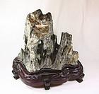 china old scholar rock lingbi