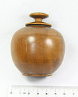 china Old round box with coer water dropper