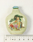 china old porcelain snuff bottle