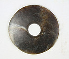 china  old jade  bi  disc