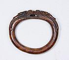 china old wooden bracwelet