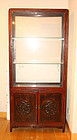 china  old curio  cabinet   bo li gui