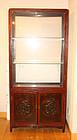 china  old curio  cabinet   bo li gui
