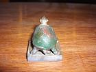 china old bronze seal   turtles
