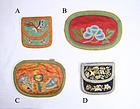 china  reblican  sllk  purses