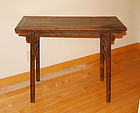 china late ming altar  table tiao an  Jichimu