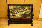 china old large table screen