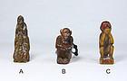 china  old 3  monkeys  voxwood
