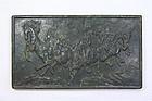 china  wood plaque