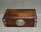 china  old  huanghali doc  box