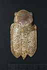 china  jade  cicada