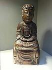 china  uld wood   buddha  shanxi