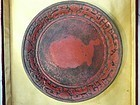 china old lacquer dish